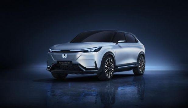 Auto Shanghai 2021, Honda Pamerkan Kendaraan Listrik ...