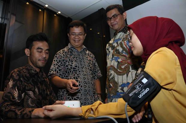Pt Omron Healthcare Indonesia Hadirkan Monitoring Tekanan Darah