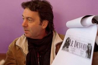 Lecture rencontre avec France Mongeau et Jean Pierre Girard