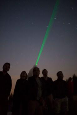 Astronomie au Crêt du Poulet