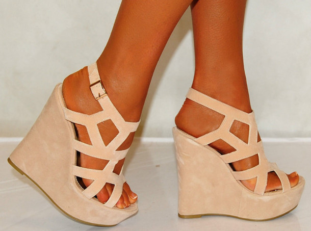 Image result for shoes summer wedges
