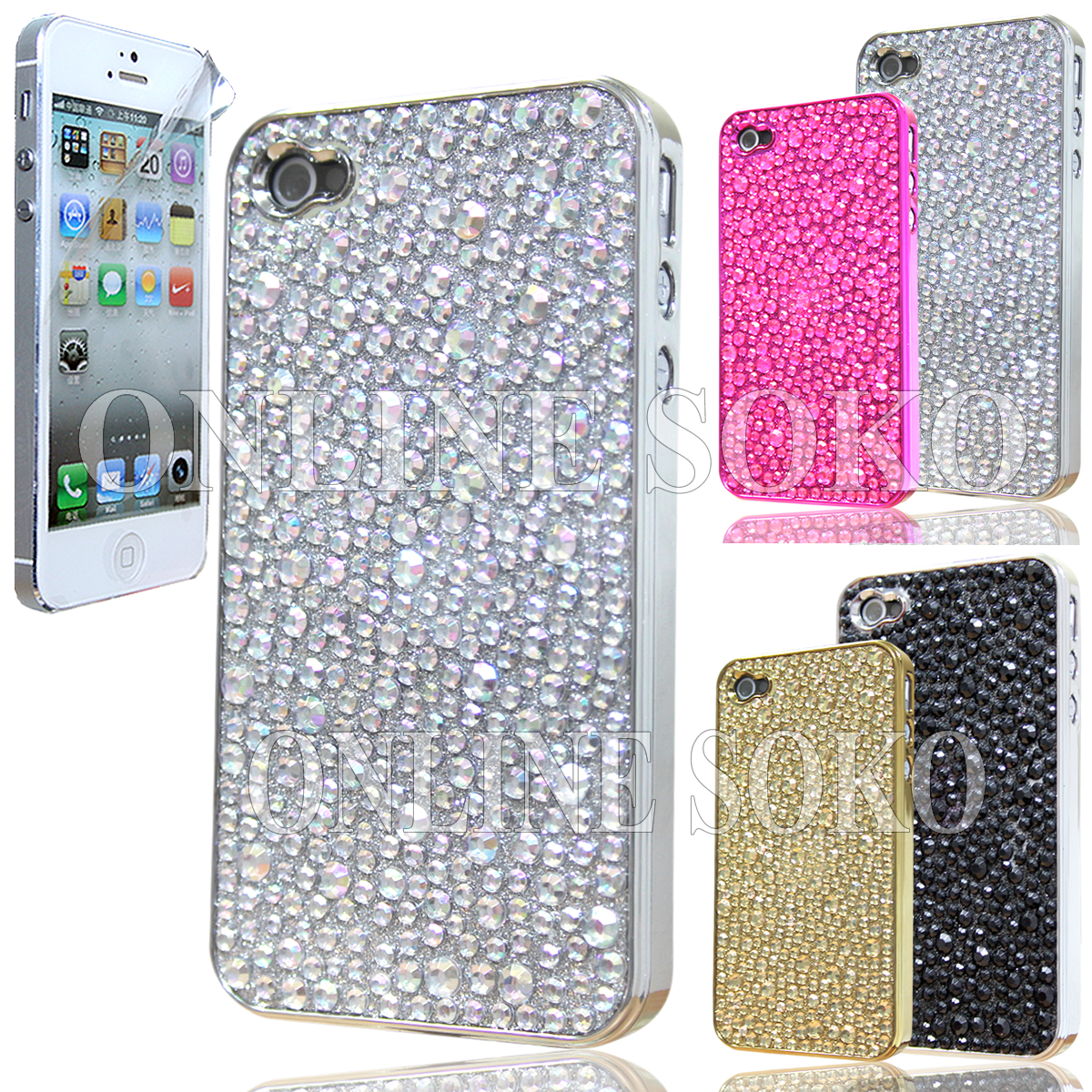 Iphone 5 Cases With Bling Wwwpixsharkcom Images