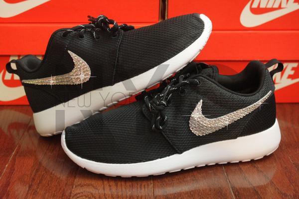 Nike Shoes Bling