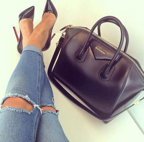 Image result for Heels and bags