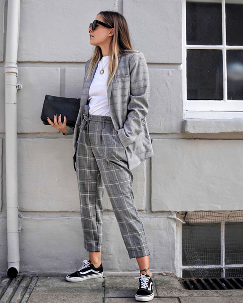 Image result for checks clothes tumblr