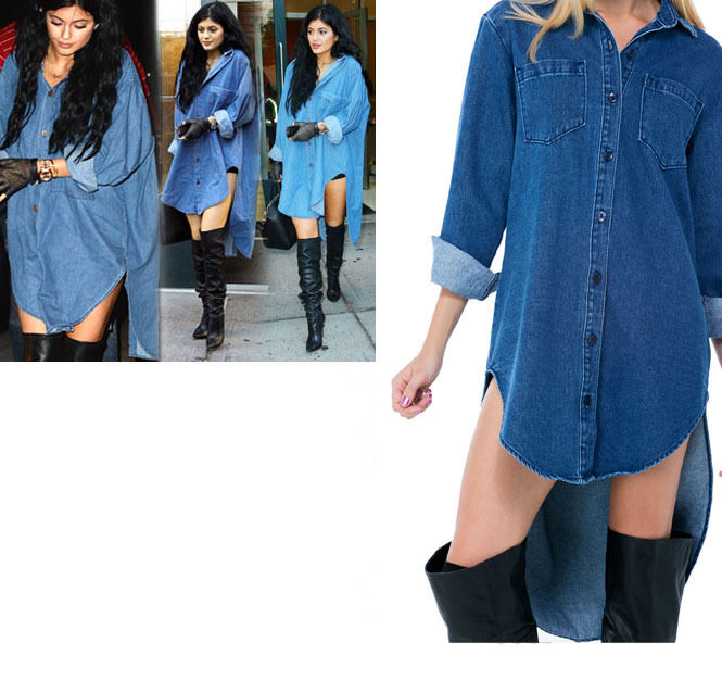 Blue Plaid Shirts For Women