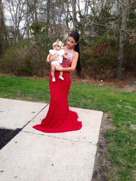 Dress Red Red Dress Prom Dress Long Prom Dress Long