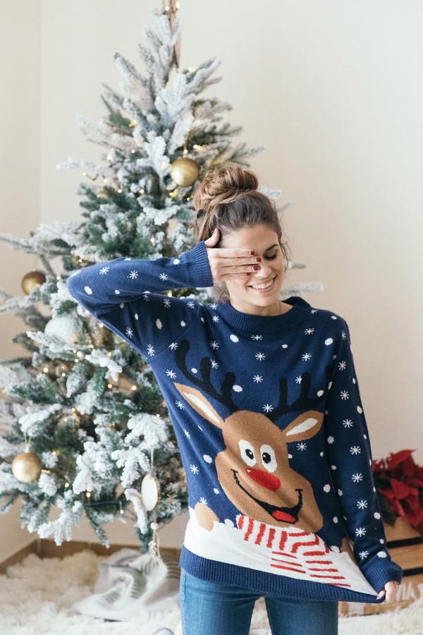 Sweater Tumblr Christmas Ugly Christmas Sweater