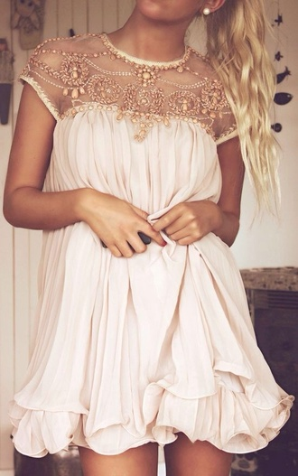 Short White Lace Dress Macys