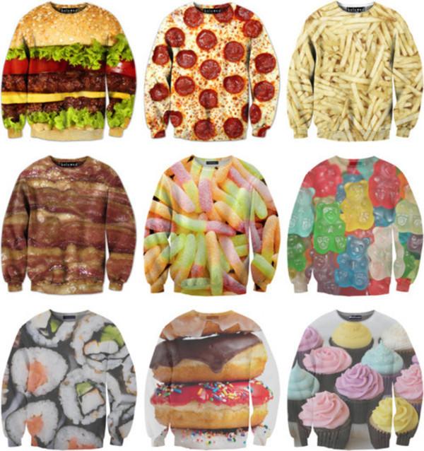 Sushi Sweatshirt Belovedshirts