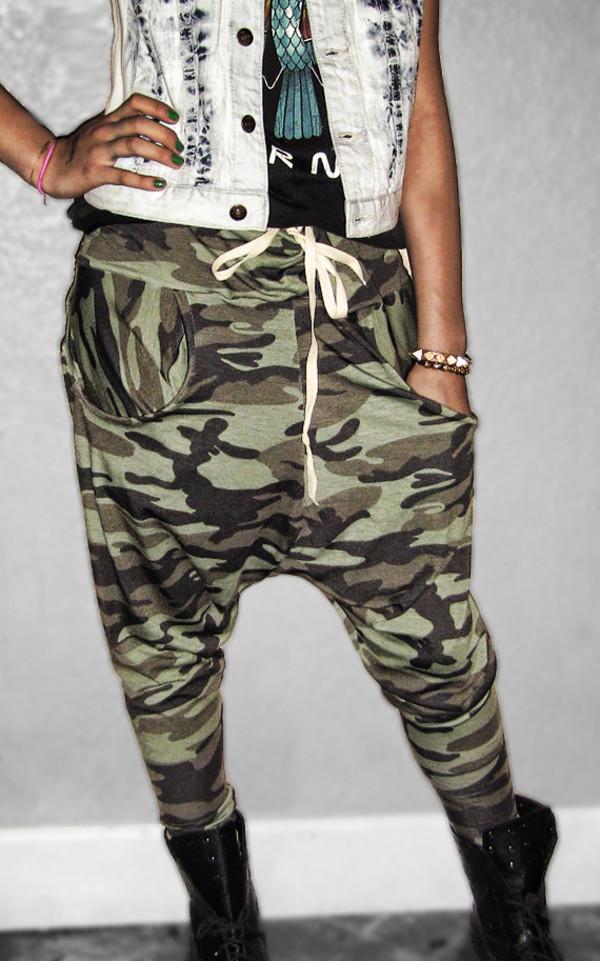 Online Shop Hot 2013 New Fashion Retro Hip Hop Camouflage