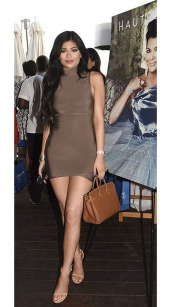 Image result for celebrities with taupe dress