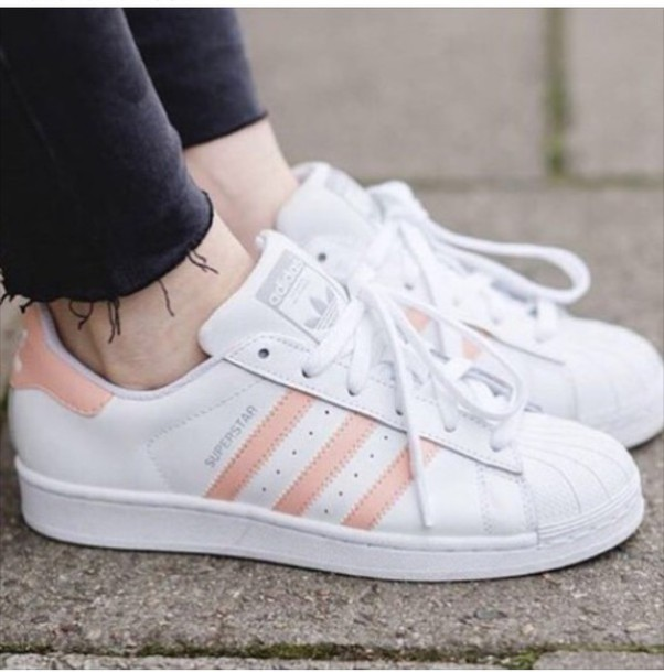 Adidas Superstar Gold Rose 2