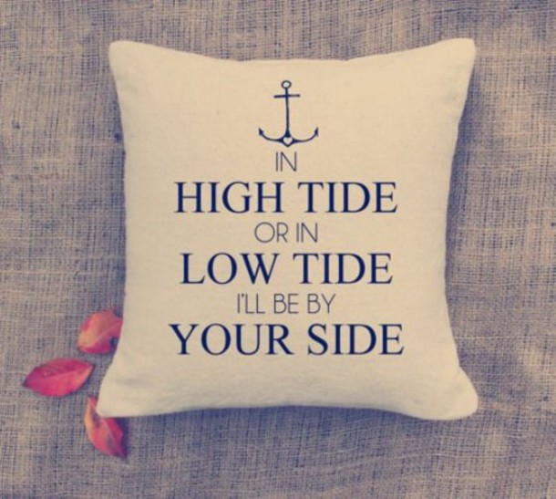 Home Accessory Love Quotes Pillow Valentines Day