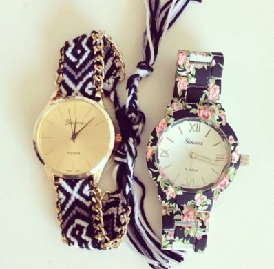 hair accessory  watch  jewels  cute  floral  fashion  style  geneva     hair accessory  watch  jewels  cute  floral  fashion  style  geneva    Wheretoget