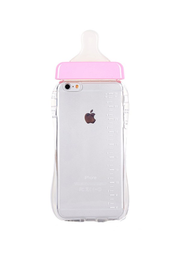 Baby Bottle iPhone 6 Case - Pink – Echo Club House