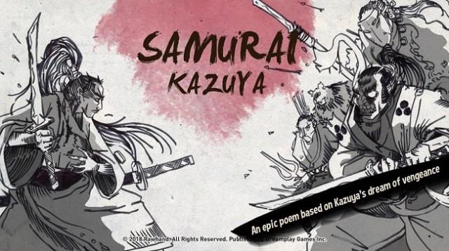 Samurai Kazuya – game mobile đề tài Sumrai hấp dẫn