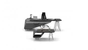 Buromobel Set Grau   Buro Ideen
