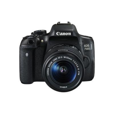 Canon EOS 750D Kit 18-55mm IS STM Spiegelreflexkamera *Aktion* eos 6d Canon EOS 6D Bundle Bild0 5986077201 1CK 400