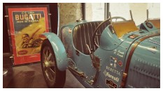 Bugatti at MM Museum