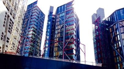 London leaving The Tate