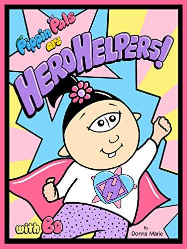Hero Helpers Picture Book