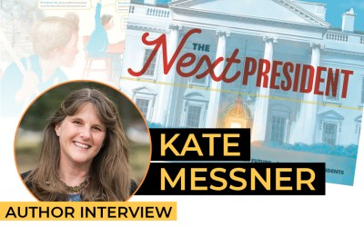 Kate Messner – The Next President