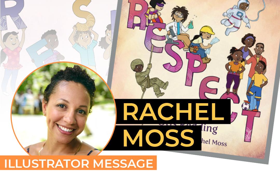 Rachel Moss Respect Picture Book