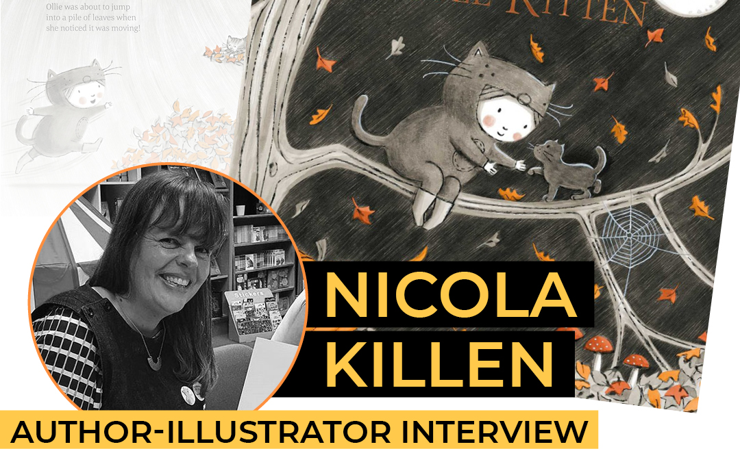 Nicola Killen The Little Kitten