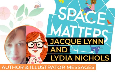 Jacque Lynn and Lydia Nichols – Space Matters