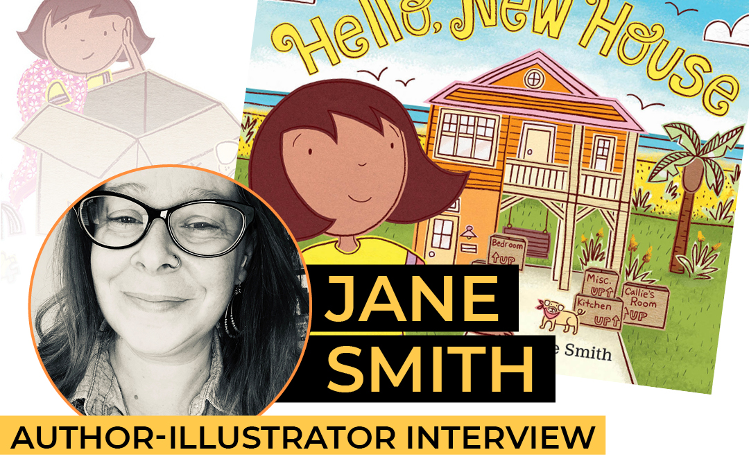 Jane Smith – Hello, New House