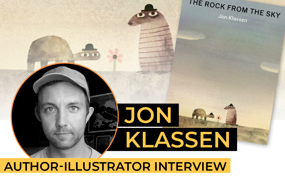 Jon Klassen – The Rock from the Sky