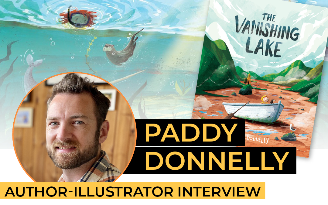 Paddy Donnelly – The Vanishing Lake