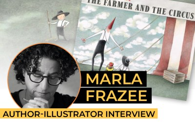 Marla Frazee – The Farmer and the Circus