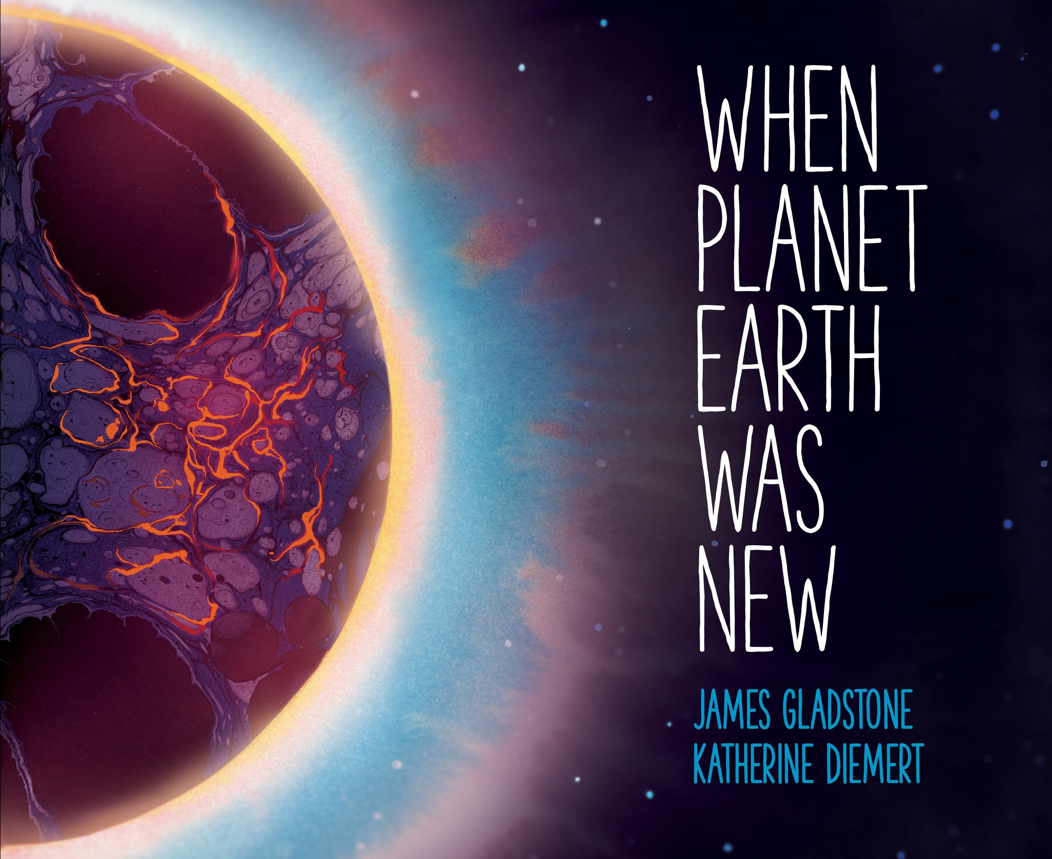 When Planet Earth Was New Book Review Picture Book Power