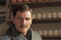 Alex Brendemuhl as Josef Mengele