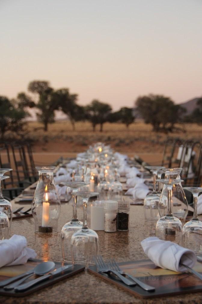 Sossusvlei Lodge - Nambia
