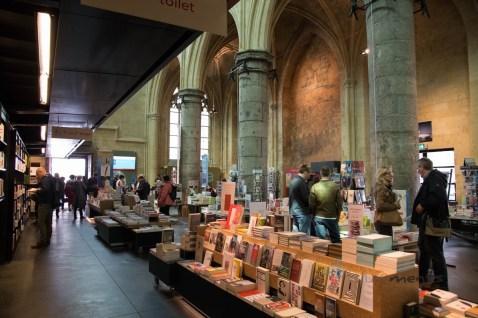 Buchhandlung & Cafè Dominikanerkirche - Maastricht