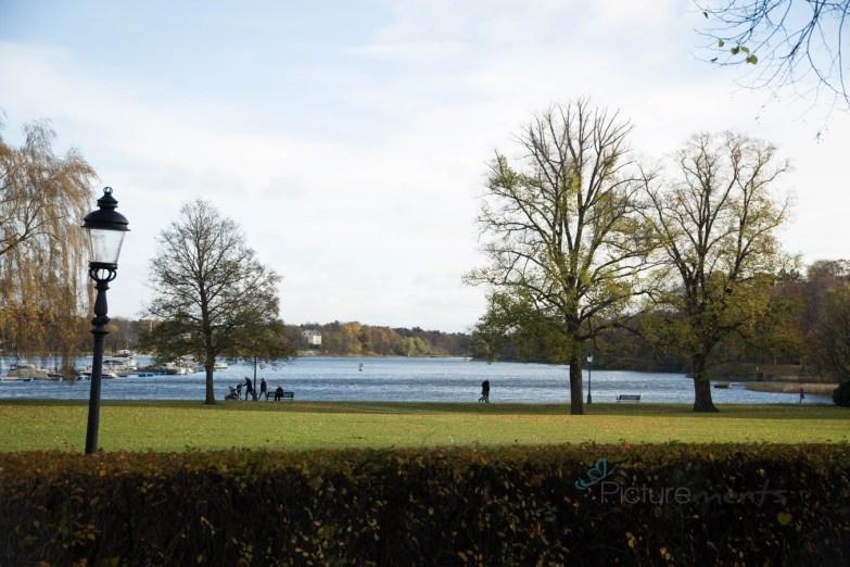 Insel Djurgården - Stockholm