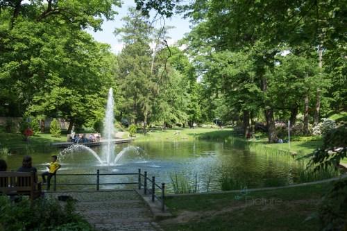 Schlosspark@Fulda
