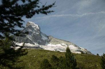 2. Etappe Matterhorntrail: Schönbielhütte - Stafelalp - Trockener Steg - Gandegg Hütte