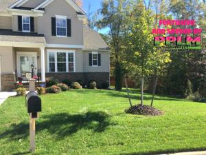 Fertilized By PPLM   (804)530-2540   Green Lawns In VA