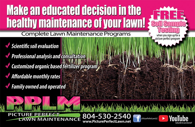 Reeds Hill Lawn Care | PPLM | (804) 530-2540