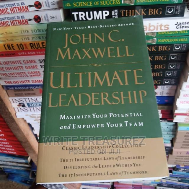 Ultimate Leadership in Obio-Akpor - Books & Games, Write Treasurez