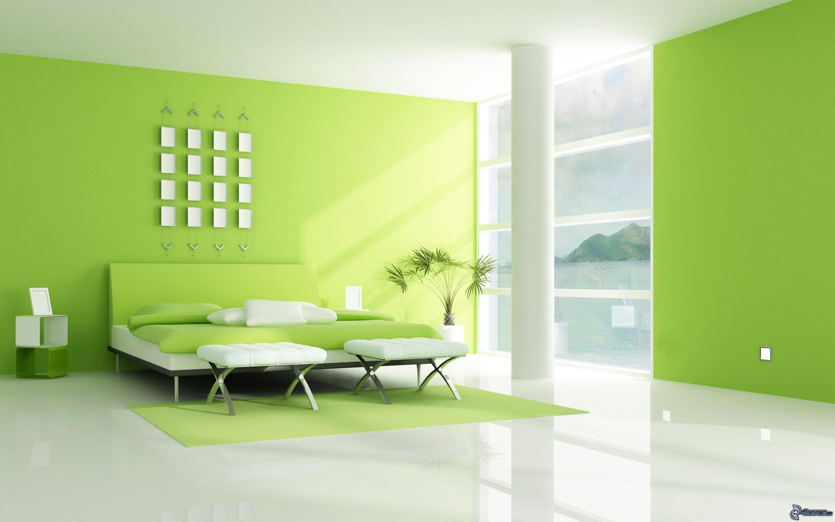 design give home a modern fresh look with greenery 2