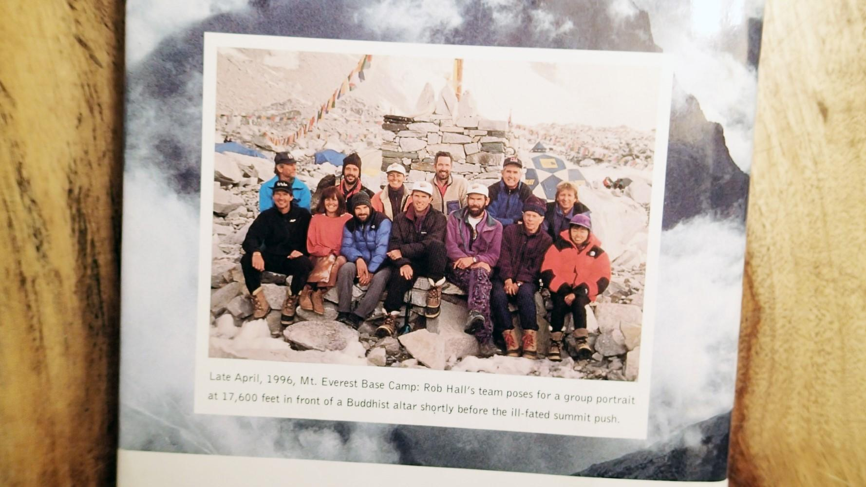Mt Everest Disaster Pictures