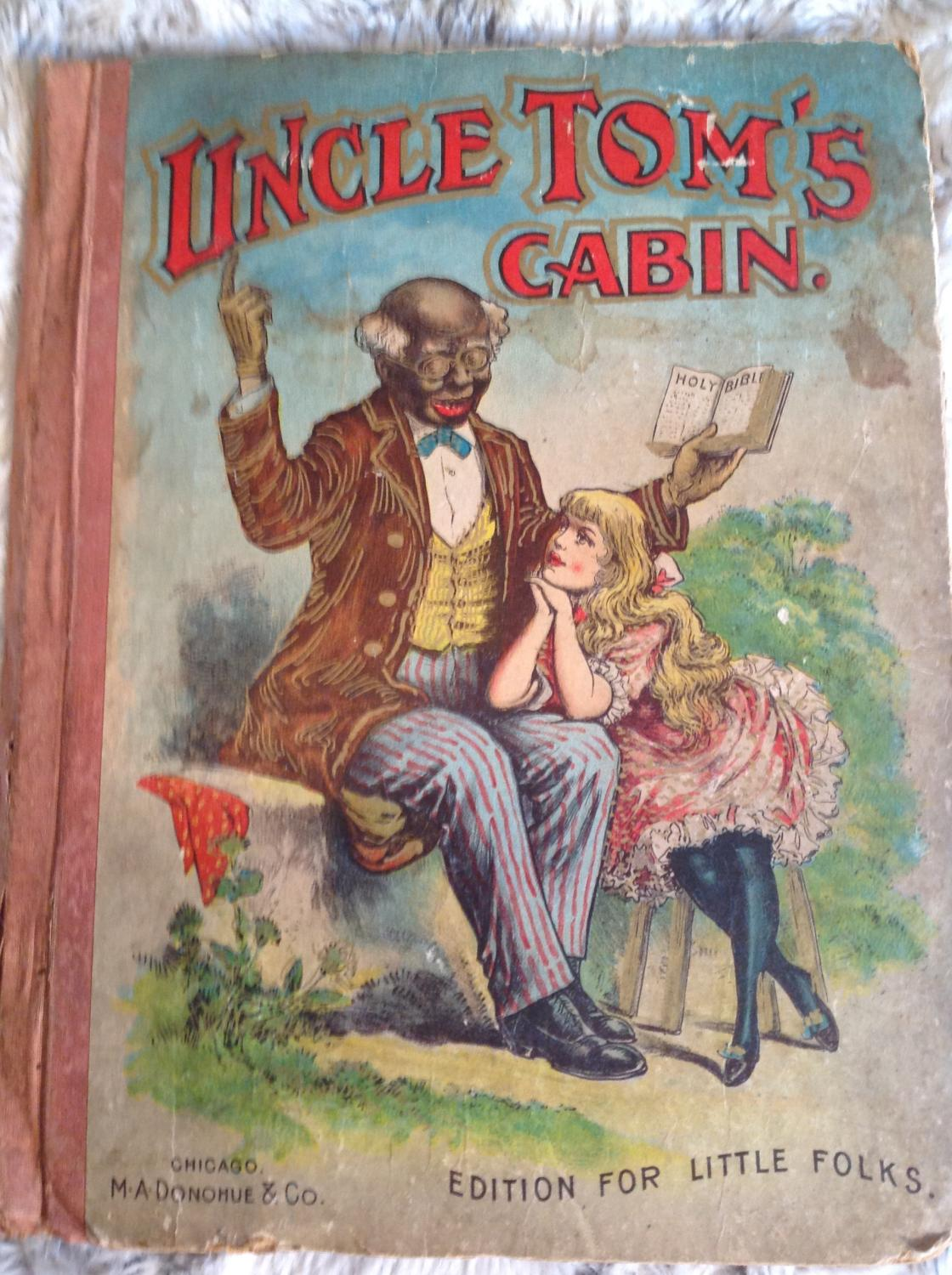 Uncle Tom S Cabin By Stowe Harriet Beecher M A Donohue
