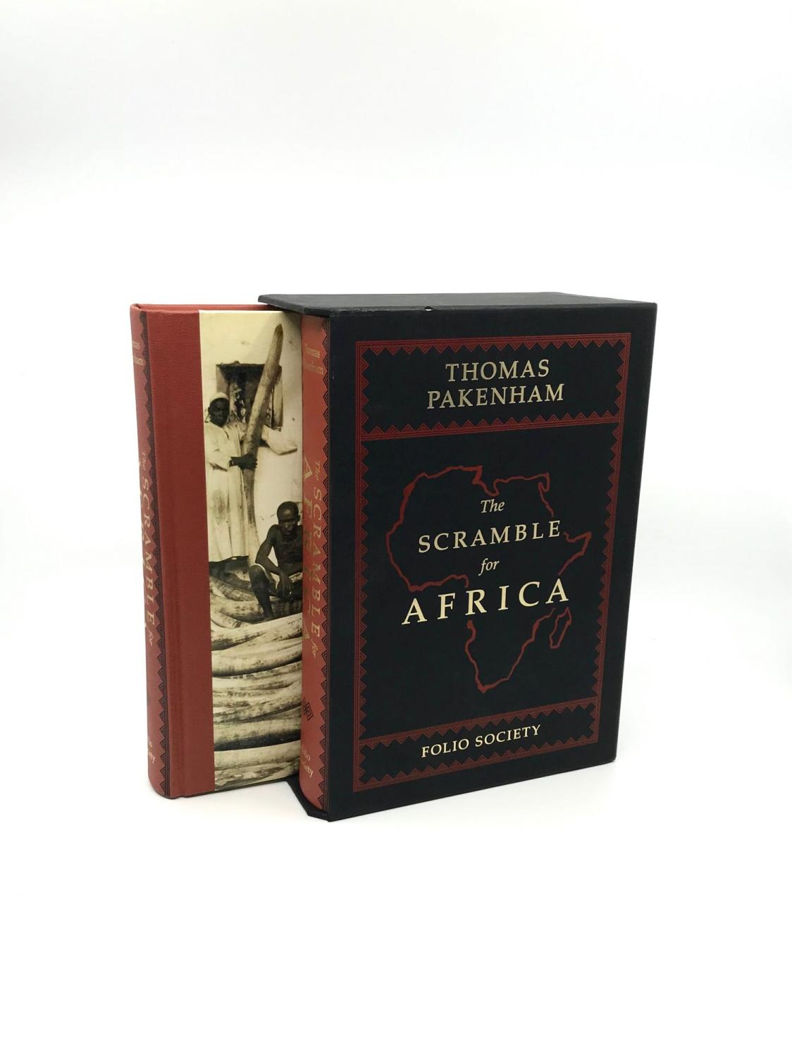 The Scramble For Africa 2 Volume Set By