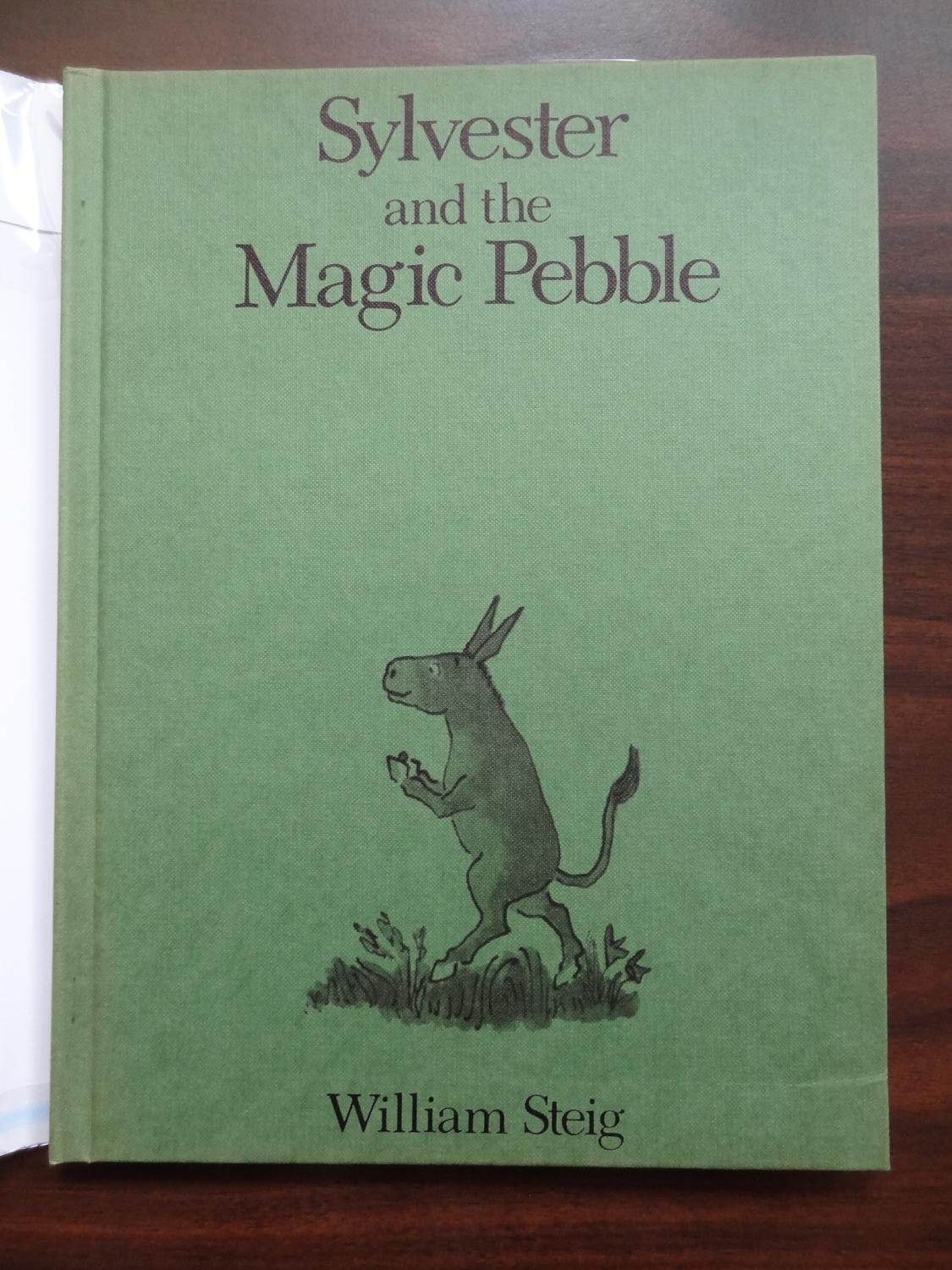Sylvester And The Magic Pebble By Steig William Fine