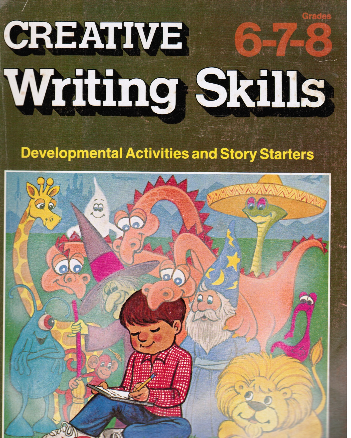 7th Grade Creative Writing Worksheets For Grade 6